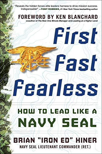 First Fast Fearless by Ed Hiner